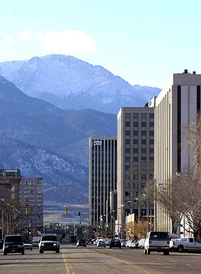 Pikes Peak Avenue